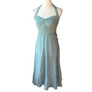 Marc Jacobs Floral Halter Dress